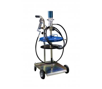 Фото Оборудование для смазки мобильных смазочных материалов