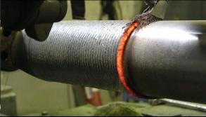 Фото роботизированная наплавка