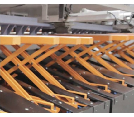 Фото Гидравлические ножницы ERMAKSAN с ЧПУ серии HVR