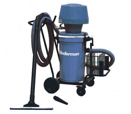 Фото Промышленный вакуумный пылесос 115 A