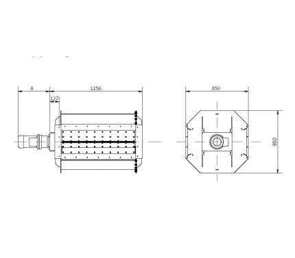 Фото NRSZ поворотные клапаны, тип 4,10, 20, 30 и 10-Q