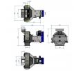Фото Горизонтальная декантационная центрифуга для разделения охлаждающей жидкости и металлических стружек