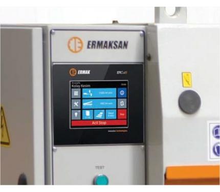 Фото Электромеханические ножницы ERMAKSAN серии GMR