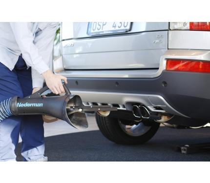 Фото Насадки для удаления выхлопных газов